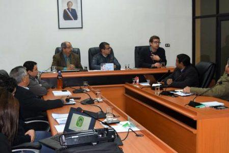 Fundación CMPC se hizo parte en nueva sesión del Concejo Municipal de San Rosendo